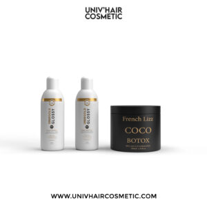 lissage glossy gold
